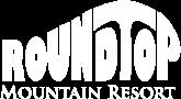 Roundtop Mountain Resort Ski Logo