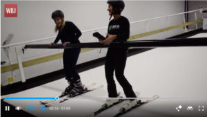 Washington Business Journal visits Inside Ski Center Virginia