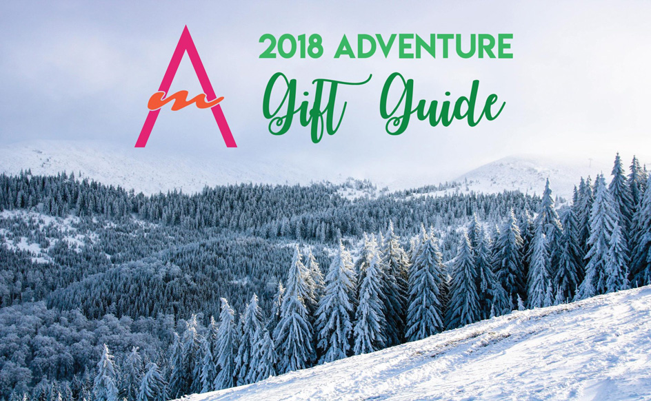 Inside Ski featured in Adventure Guide 2018 DC